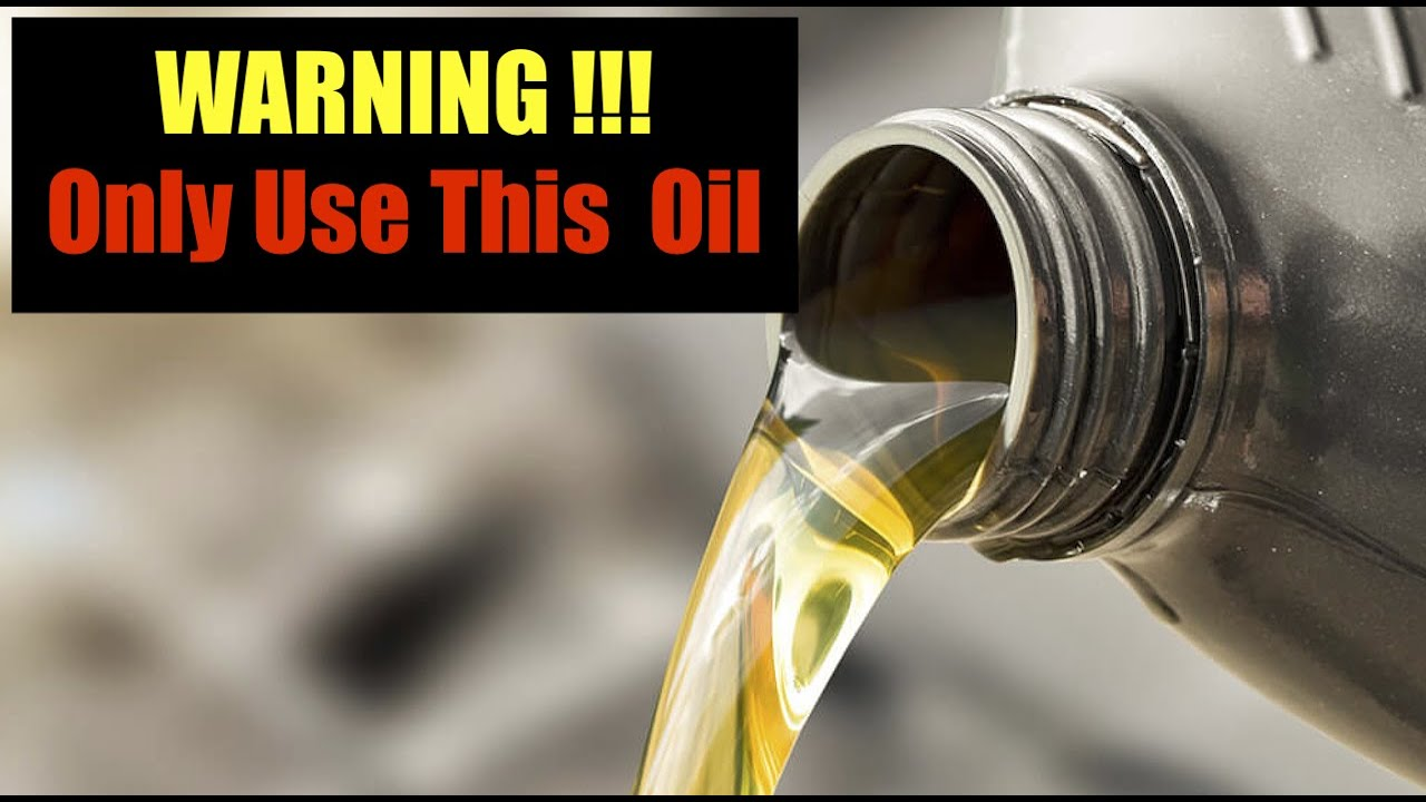 You Should Only Use This Oil In Your BMW N51 N52 N53 N54 Engine