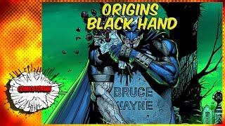 Black Hand Black Lantern Origins