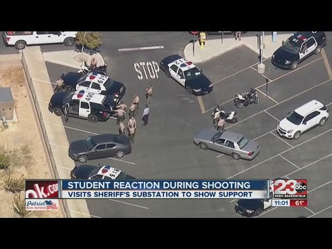 Student reaction to Lancaster shooting