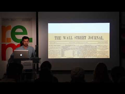 "Che Douglas:  Best of the old Best of the new, Unifying ""The Wall Street Journal"" typography"