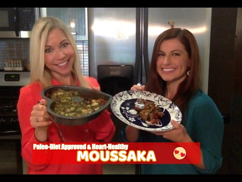 Paleo-Approved & Heart-Healthy Moussaka for Valentine's Day!