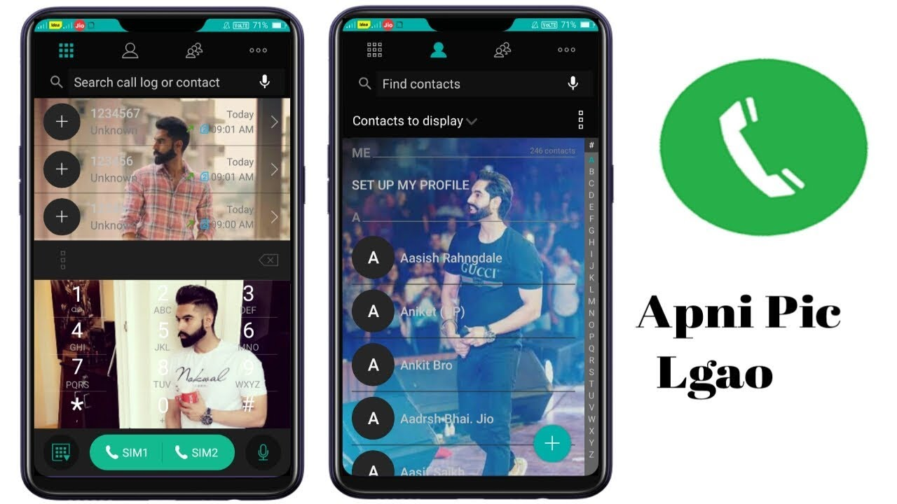 Oppo A37 Call Setting