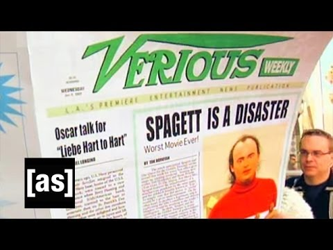"""Spagett is a Disaster"" 