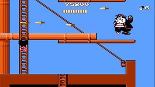 Mickey Mousecapade - Nes - Full Playthrough - No Death - No Weapon For Minnie