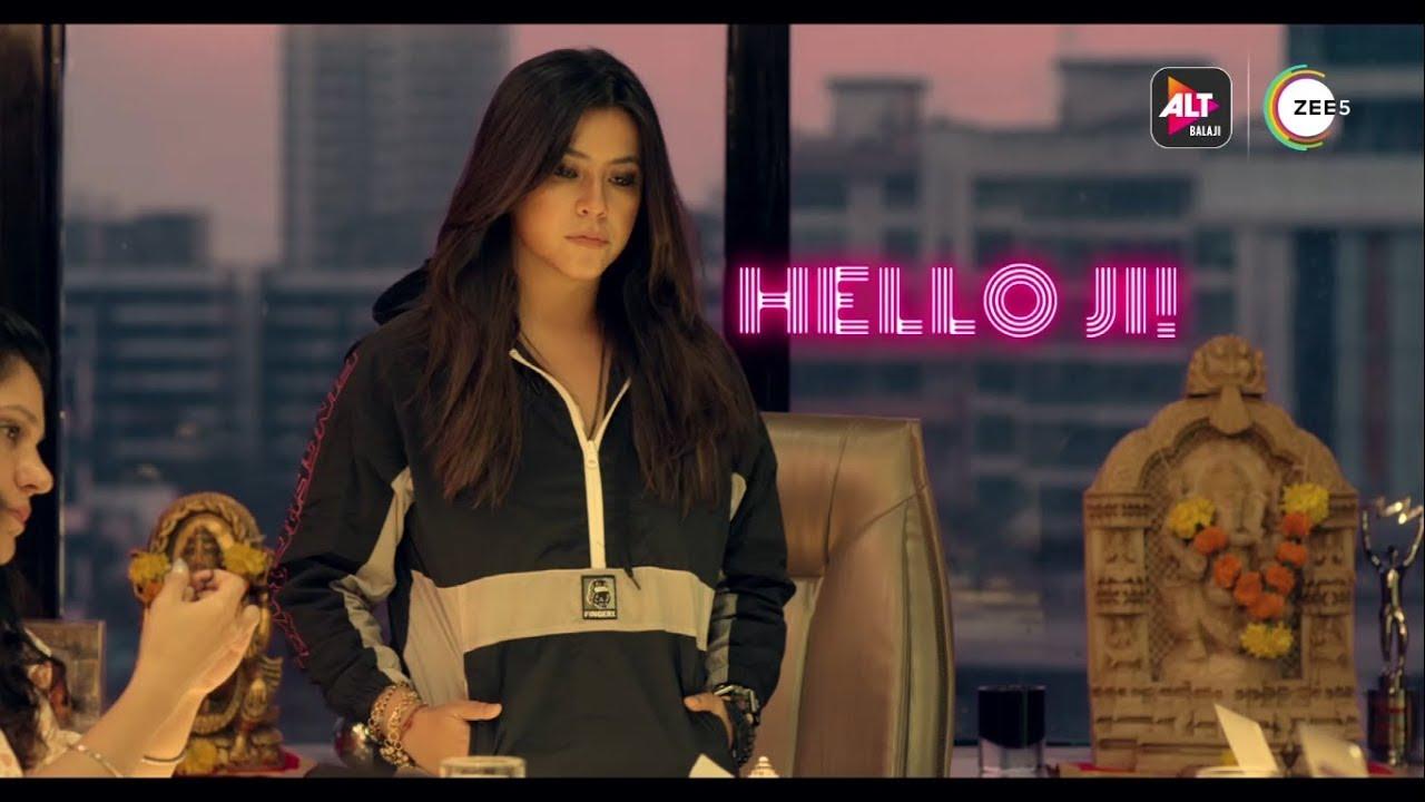 HelloJi | Ragini MMS Returns Season 2 | Ekta Kapoor | ALTBalaji