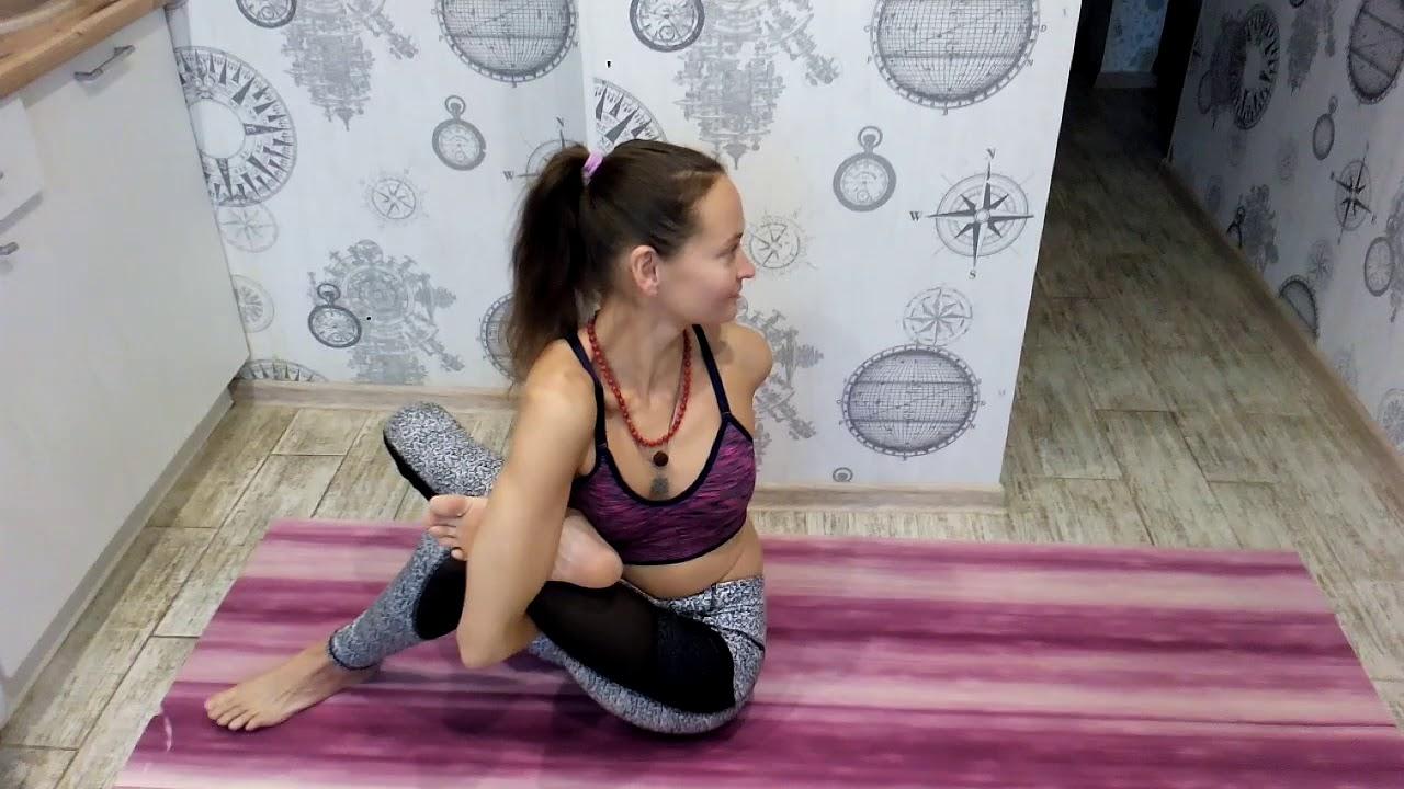 Yoga. Twists. | Йога с Натальей Чистяковой. Скрутки.