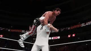 WWE 2K18 Colonel Sanders Trailer
