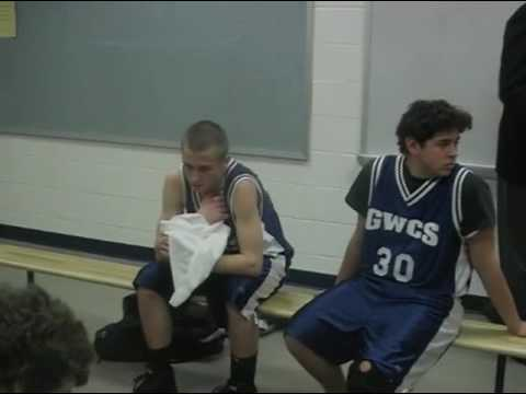2007-08 GW Community School Basketball Highlights