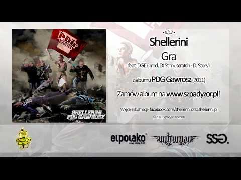 09. Shellerini - Gra feat. DGE (prod. DJ Story, scratch - DJ Story)