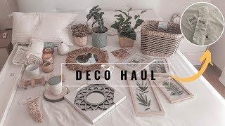 SÚPER HAUL DE DECORACIÓN: IKEA, MUY MUCHO, CRACK HOGAR... | FAMILIA ARANWO