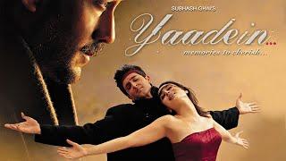 Yaadein Full Movie story and amazing facts | Hrithik Roshan | kareena K