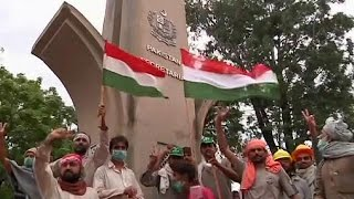 Pakistan: Anti-government protesters storm state TV building