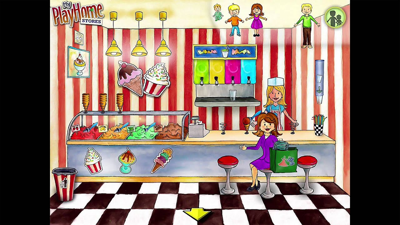 My Playhome Stores Preview Youtube