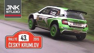 43. Rallye Český Krumlov 2015