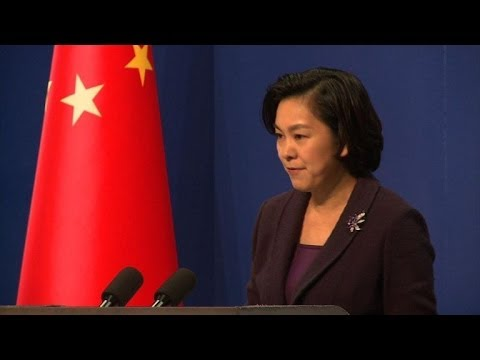 China to 'ensure safety of capital' after car blaze