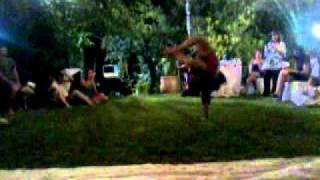Baile Break Dance Boda Paco & Almudena Carcabuey(Cordoba)