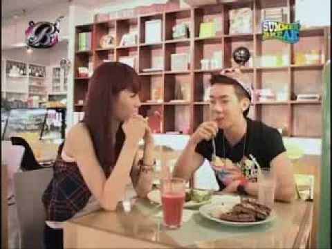 4minute hyuna dating