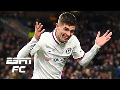 Christian Pulisic nets Chelsea hat trick: 'I'm almost afraid to be happy' – Michallik   ESPN FC