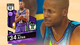 amethyst ray allen is a beast myteam online gameplay