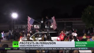 Ferguson anniversary: Black deaths & mass riots put race issues at forefront