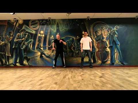 Electrick Boogie Man Training Duo Poppin & DownRock