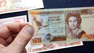 Банкноты Англии(, 2016-10-27T12:55:42.000Z)