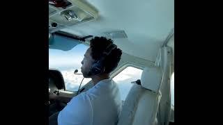 Ludacris driving the plane (FULL VIDEO)