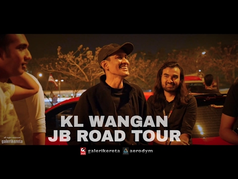 KL Wangan Bikin Gempak Road Tour JB [Behind the Scene]. Kanjo Time