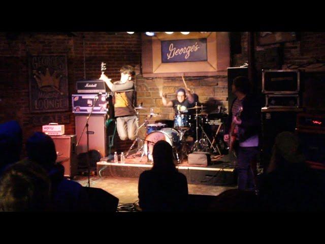 Slackline - LIVE - George's Majestic Lounge 11-16-14 (Fayetteville, AR)