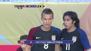 GOAL United States, Matthew ZYTVELD No. 8