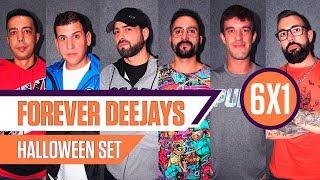 DC TV' Forever Deejays (Halloween - Set)