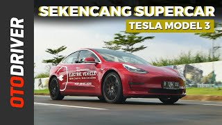 Tesla Model 3 Performance 2020 | Review Indonesia | OtoDriver