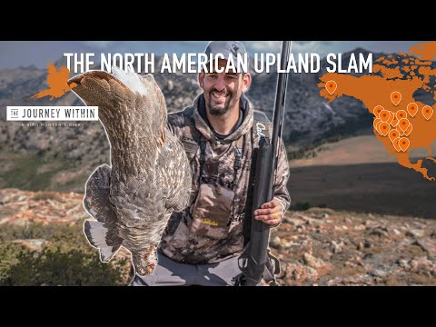 North American Upland Slam: The Journey Within | Mark Peterson Hunting