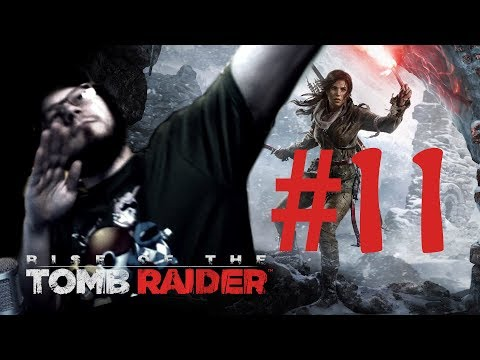 Aaron Plays Rise of the Tomb Raider #11 ALL OUT WAR