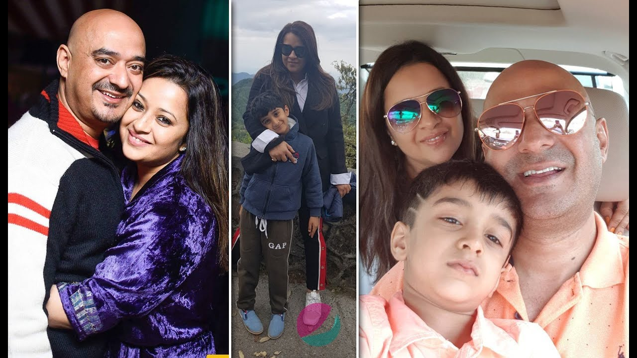 Actress Reema Sen Family Members Photos with Husband, Son & Biography -  YouTube