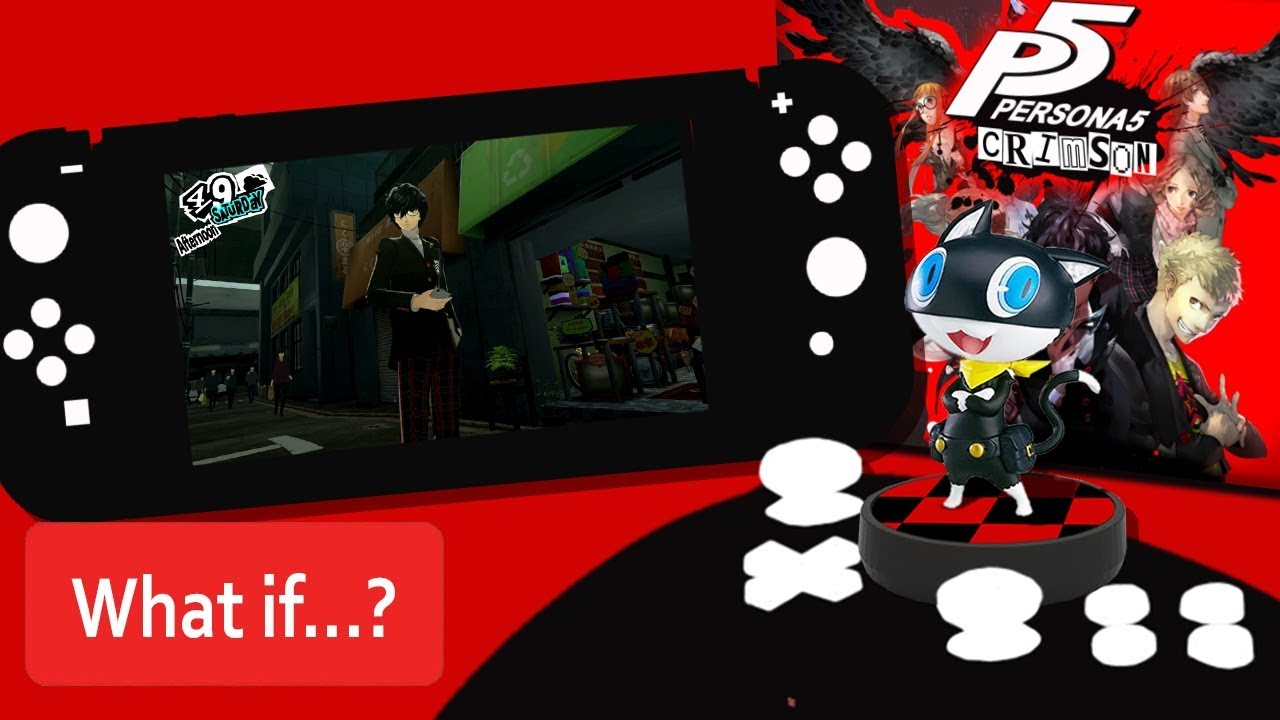 Image result for persona 5 switch