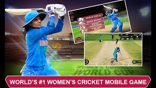 Download Women's Cricket World Cup 2017 android game