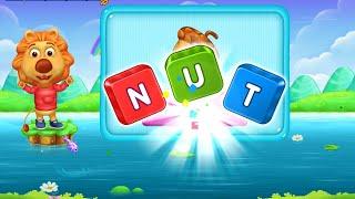 learn 3 letter words for kids  phonetic word for preschool toddlers(2) !! Kidslove !!