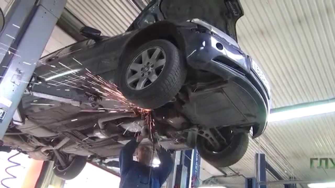 BMW 320 E46 Проблема с подогревом сидений