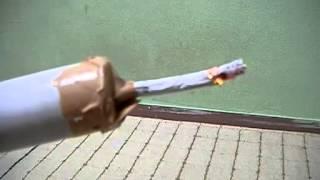 掃除機にタバコをつけてスイッチを入れると・・・ thumbnail