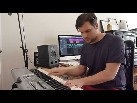 Axwell Λ Ingrosso - ID Dreamer + bonus track! [PIANO COVER] by David Komar