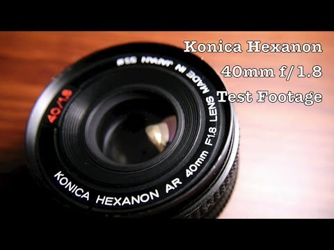 test-footage-of-konica-hexanon-40mm-f1.8-camera-lens-for-ar-mount-35mm-film-to-dslr-/-mirrorless-m43