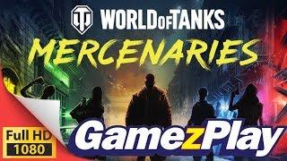 WoT Mercenaries with game noises