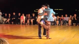 Martin Maldonado & Maurizio Ghella - Video 2 -  ROSSO TANGO FESTIVAL CAGLIARI - 6 Luglio 2013
