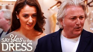 'You Look Like a Rugby Player!' | Say Yes To The Dress UK