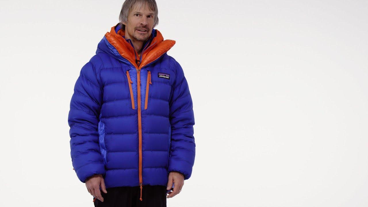 Patagonia down jacket men