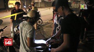 BẢN TIN 141 ngày 19.08.2018 |  Liên lực lượng 141 - Đêm bình yên trên những tuyến phố của thủ đô