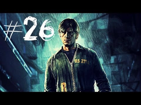 Silent Hill Downpour - LONGEST CHASE EVER - Gameplay Walkthrough - Part 26  (Xbox 360/PS3) [HD]
