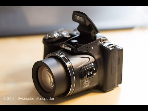 Nikon CoolPix L830 Unbox and First Look