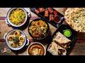 INDIAN Restaurant in Barcelona - SURYA  Barcelona Food Guide 2021  MUST try  Infinity Platter